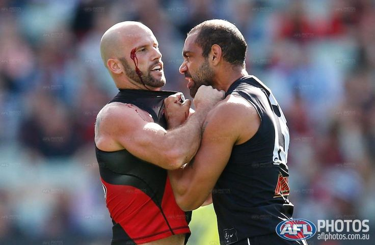 Round three - Chapman and Yarran tangle