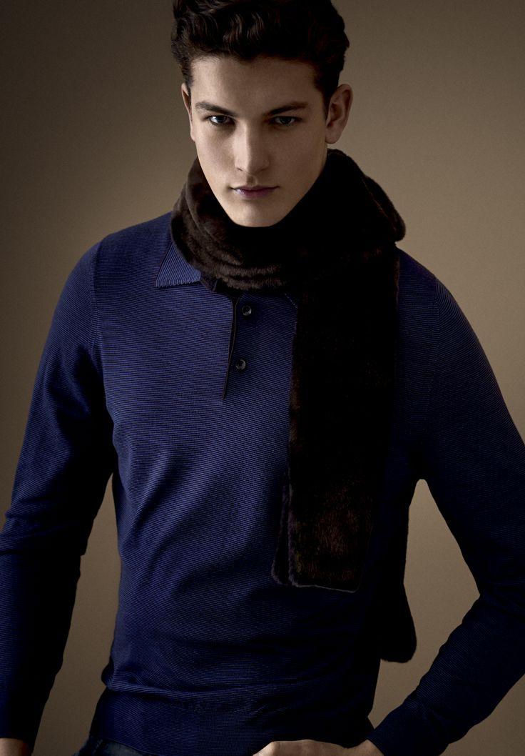 Svevo Fall Winter 2013-2014 Collection www.svevoparma.it #Svevo #Cachemire #Cashmere #Knitwear #MadeInItaly #Menswear #SvevoParma