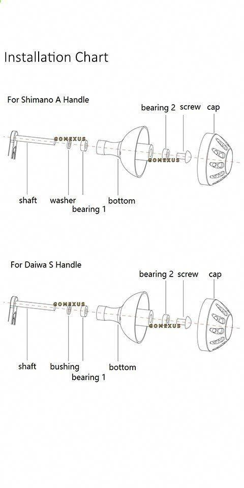 10 Remarkable Shimano Reel Parts Shimano Reels Spinning