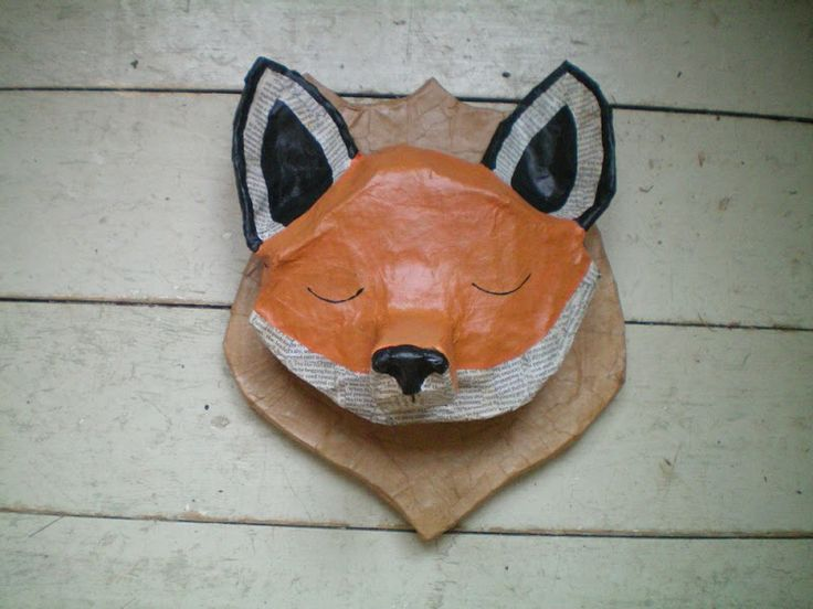Paper Mache Taxidermy Google Search Mount Mache