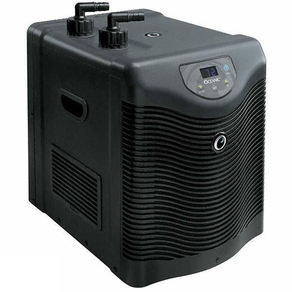 Oceanic Aquarium Chiller 1/6 Hp (Up to 90 Gallon)