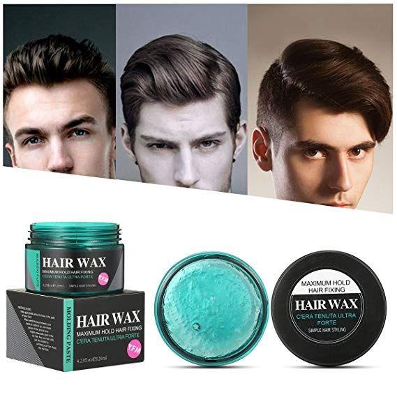 Las 10 Mejores Mejores Ceras Para El Pelo Baratas En 2018 Losmejoreslista Com Hair Wax Hair Wax For Men Hair Cream