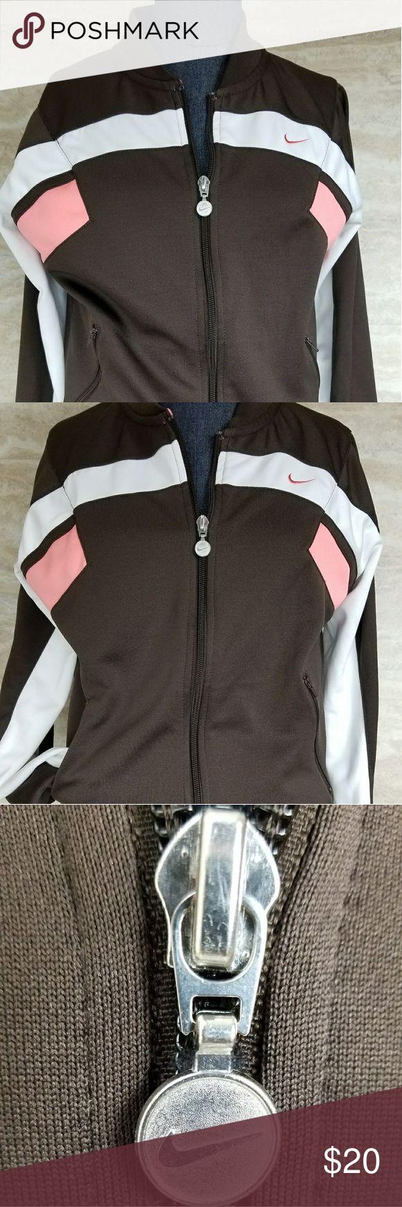 Womens Nike Zip up jacket Nike Zip up jacket. Great condition. Retro look Nike Jackets & Coats