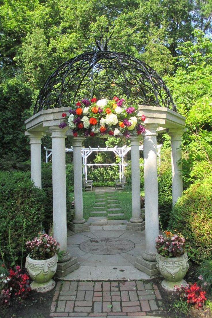 Sayen House And Gardens Weddings Get Prices For South