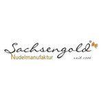 Logo der Nudelmanufaktur Sachsengold