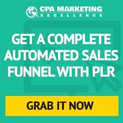 Profit 3 ways: 1 - CPA Marketing 2 - Re-brand the product and sell as your own 3 - Sell the product as an Affiliate