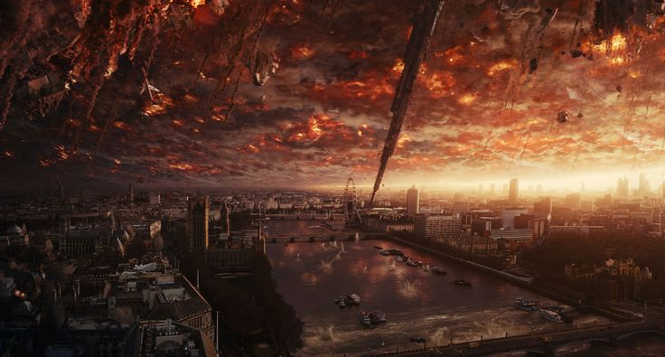 (2016, Emmerich) Independence Day: Resurgence