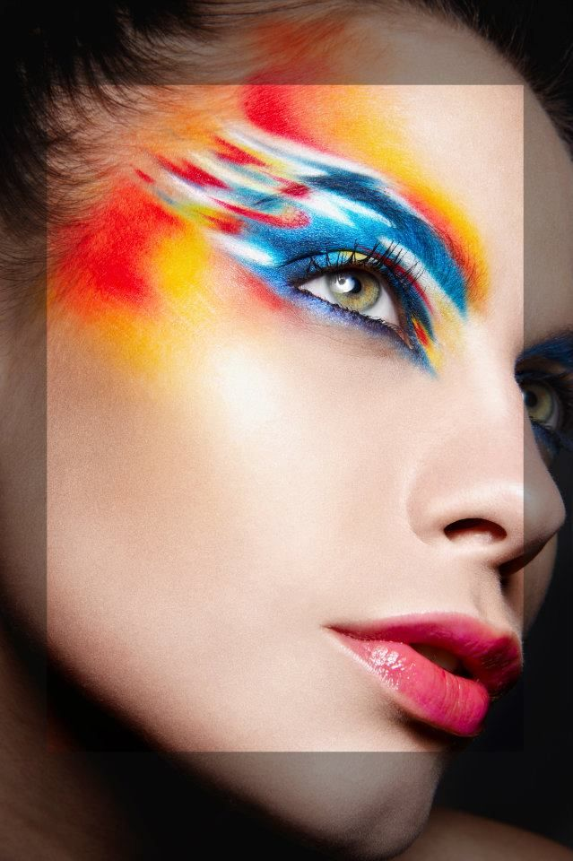 416 best Avant Garde Make-UP images on Pinterest ...
