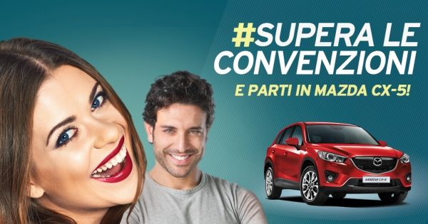 Concorso #Puglia e #Molise. Ho fatto il selfie e incrocio le dita, voglio vincere il weekend con la Mazda! #WEM #ad
