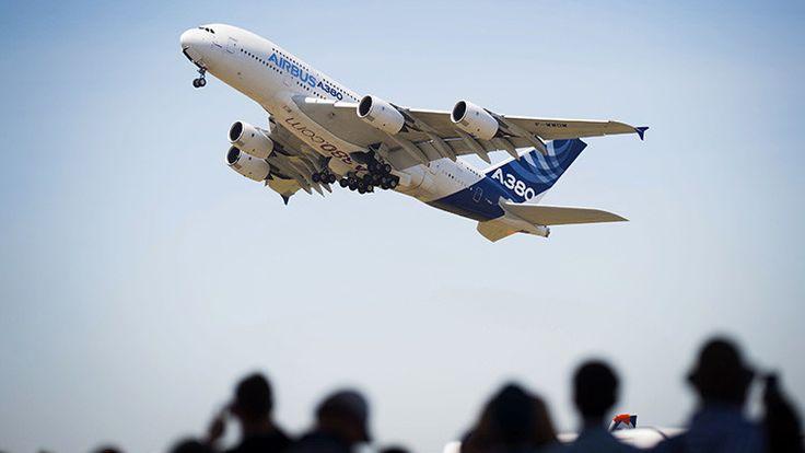 35.000 aviones en 20 años: Así será el futuro de la aviación global - RT en Español - Noticias internacionales