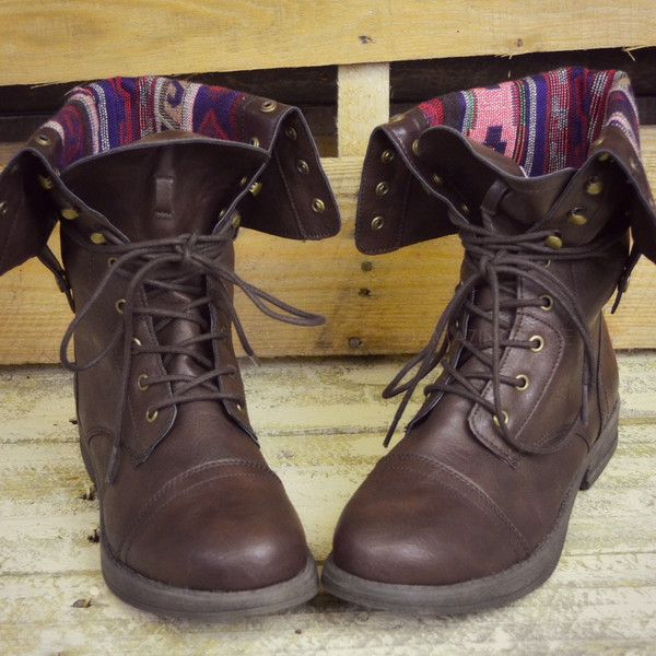 Folding Combat Boots
