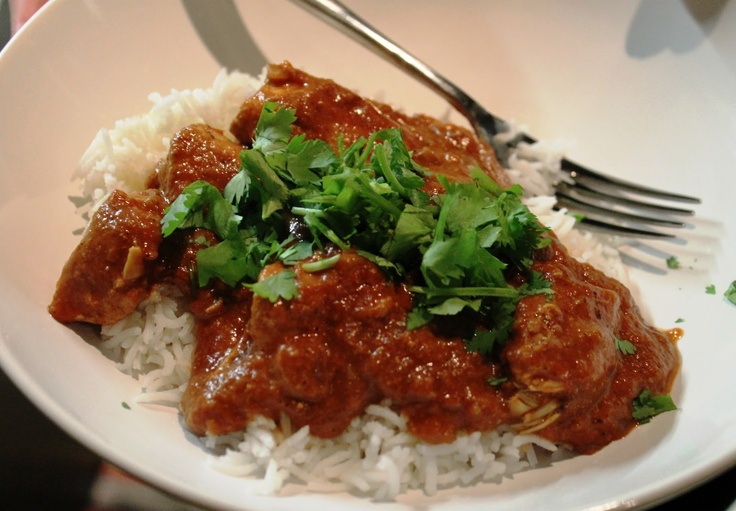 Lex's Life as a New Wife: Slow Cooker Chicken Tika Masala