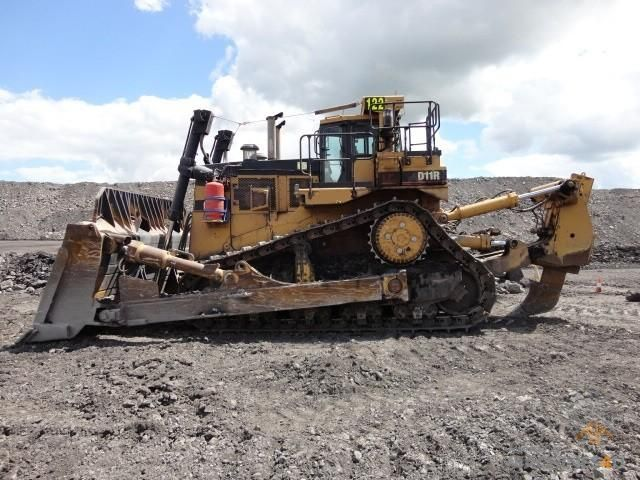 CATERPILLAR D11R DOZER