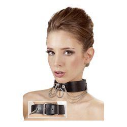 Ero-discount biedt zeer voordelige sm halsbanden aan. Deze halsbanden zijn ideaal om te dragen bij een lak, leer, latex of datex outfits. Draag de halsband een wees onderdanig, of neem het heft in eigen handen! Onze halsbanden hebben een hoog draagcomfort en de meeste halsbanden zijn eenvoudig in maat verstelbaar.
