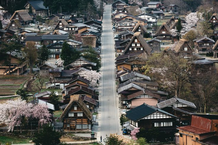Shirakawa-go by Yoshiro Ishii - Photo 219529539 / 500px