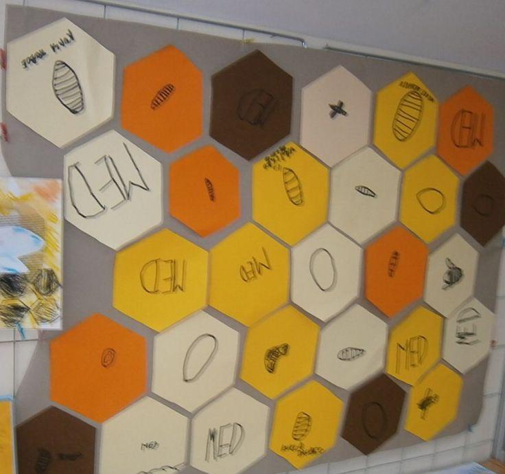 včelky - stavitelky
