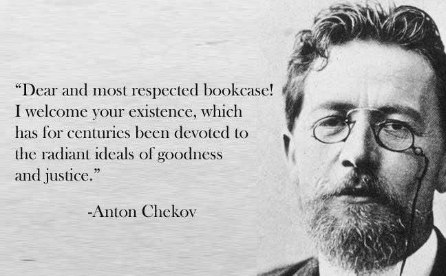 Anton Chekhov bibliography