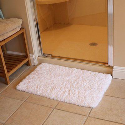 K Mat Bathroom Rug Anti Slip Bath