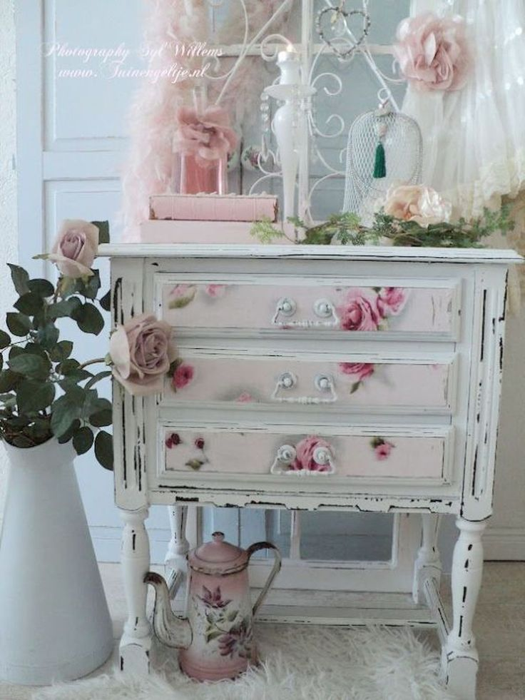 47 Modern Shabby Chic Bedroom Ideas – Melanie Amenta