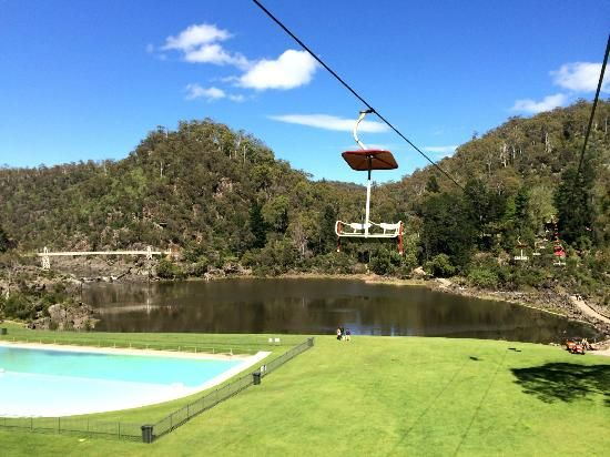 Cataract Gorge and Chairlift