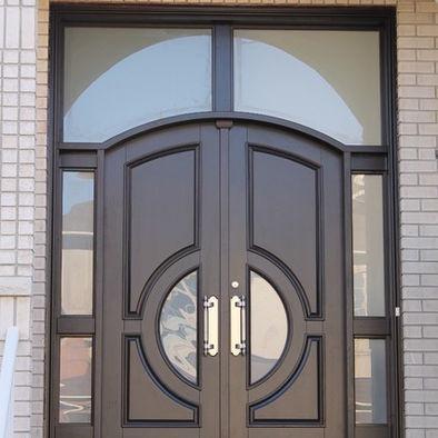 Eclectic Front Doors & 30 best FRONT SAFETY DOORS images on Pinterest | Entrance doors ...