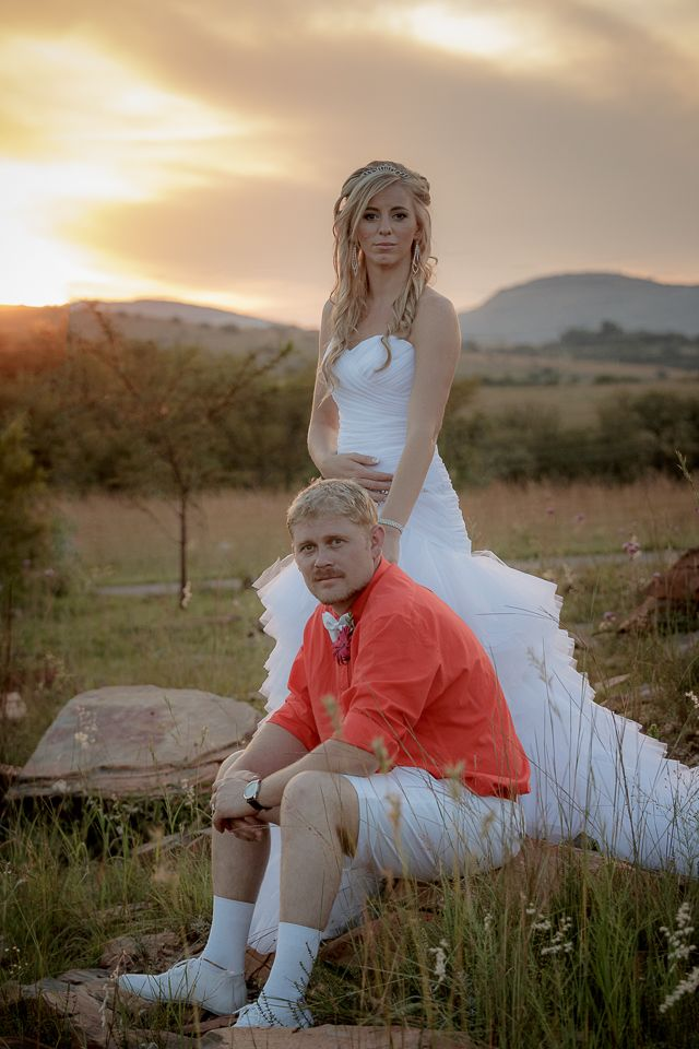 Lovely sunset image of Adriaan And Denise
