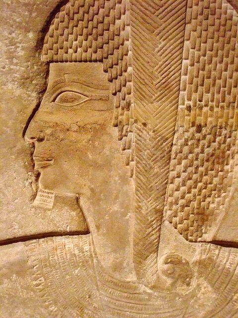 Kha'emweset Son of Ramses II Kemet probably from Saqqara 19th dynasty 1279-1213 BCE Limestone