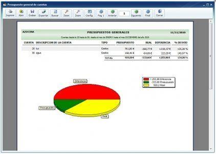 Contabilidad Domestica MasPC screenshot 1