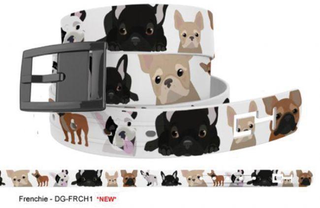 English Tack Shop - C4 French Bulldog Belt, $44.95 (http://www.englishtackshop.com/where-to-buy-c4/)