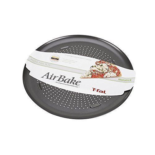 AirBake Nonstick Pizza Pan 15.75 in Express Pizzaria House Oven Order Roma Cook