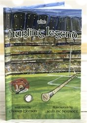 This book is written, illustrated and printed in Ireland. It captures the dreams, excitement and banter of An All Ireland Hurling Final Day. The personalised story allows the child to be play and win an All Ireland Hurling Final against their chosen county. It includes the child's name, town land, favourite player, friends and family. Available from wowwee.ie for €19.99