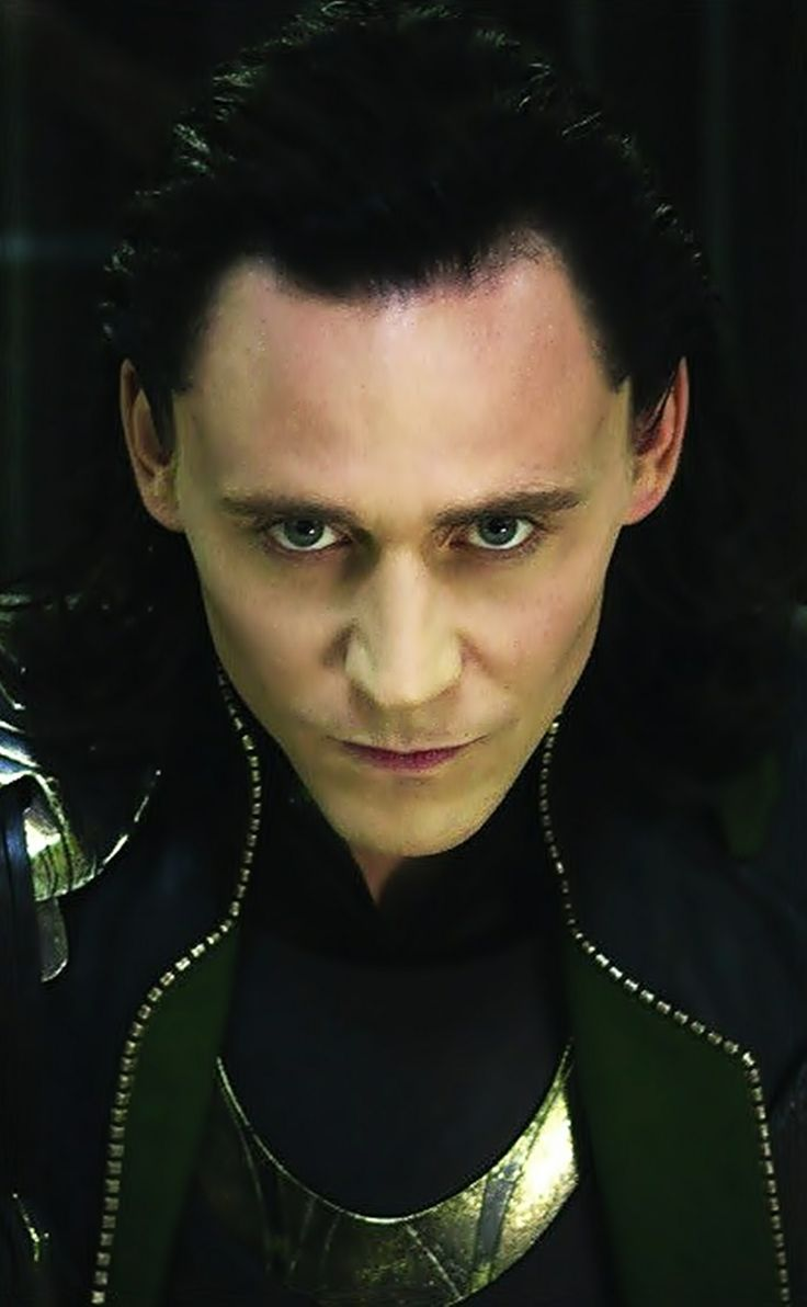I think this might be a sign of bad mental health, but one major reason I loved The Avengers movie was because of the villain.. I don't really care if Loki's the bad guy, he's good looking and pretty freakin' awesome... ya.. Captain America was amazing to but Loki's still really awesome...