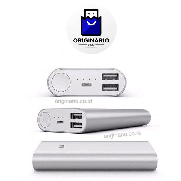 #Xiaomi Original Powerbank 16000 mAh #SayaBeliOriginal di #ORIGINARIO
