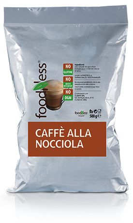 BUSTA 500gr - CAFFè ALLA NOCCIOLA