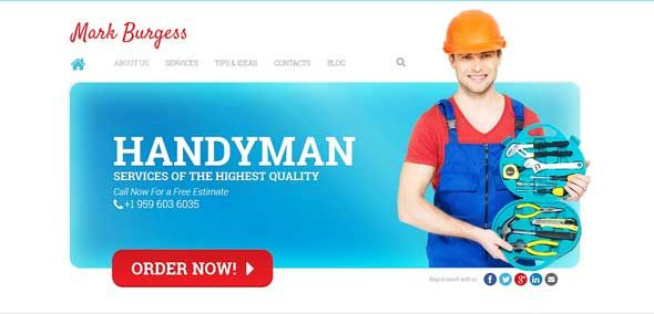 Best Maintenance Services WordPress Themes which highly suitable for your maintenance services business like cleaning service company, maid service company.