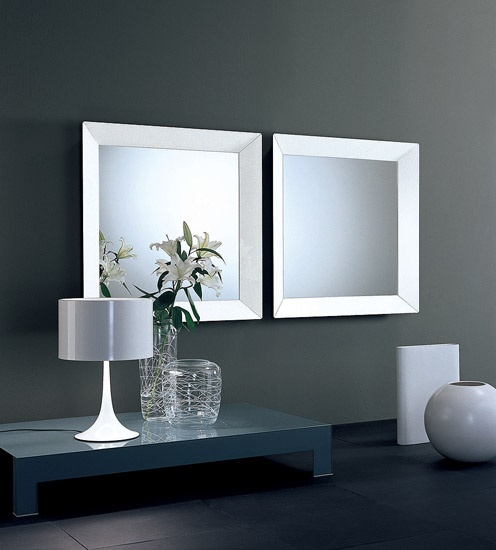 Aura / Aura Big mirrors by Riccardo Dalisi Available at SUITE New York.