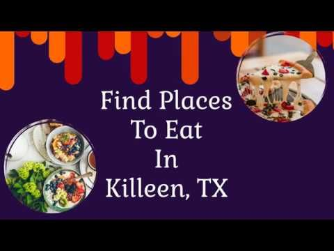 Visit The Online Directory Of Greater Killeen Chamber Of Commerce To Find Places To Eat In Killeen Tx The Alphabetically Categorize Places To Eat Killeen Eat