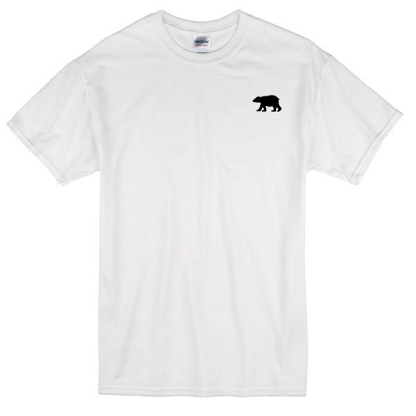 Polar Bear Pocket T-shirt
