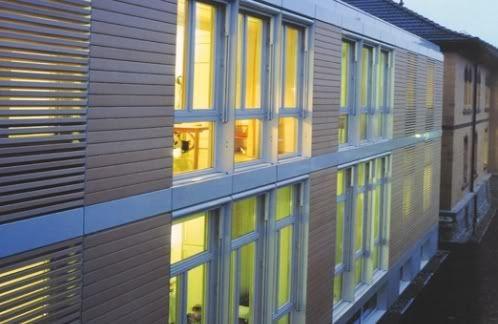 Arquitectura Prefab Fachadas ventiladas