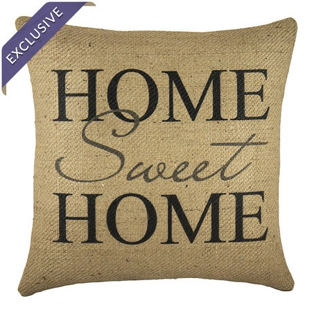 Home Sweet Home Pillow at Joss & Main