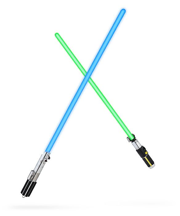 If you've ever wanted your own lightsaber, you are in luck. The Star Wars FX Lightsaber is the most realistic lightsaber ever because it is licensed by yoda
