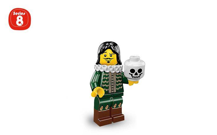 Skuespiller - Figurer - Minifigures LEGO.com