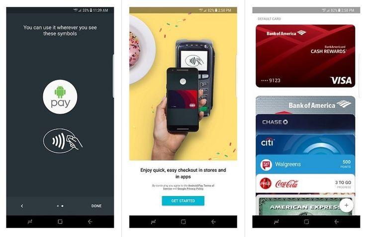 Τα Galaxy S8 και S8+ προσφέρουν υποστήριξη Android Pay - https://wp.me/p3DBOw-Faq - Tα Galaxy S8 και S8 + που διατίθενται στα T-Mobile και Verizon έχουν αρχίσει να λαμβάνουν μια ενημερωμένη έκδοση που προσφέρει υποστήριξη για την πλατφόρμα πληρωμών Android Pay. Η ενημέρωση έχει ήδη ξεκινήσει να εγκαθίστα�