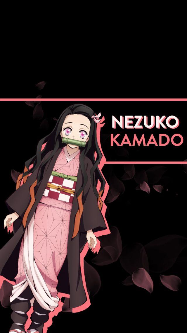 wallpaper iphone Nezuko Otaku anime, Anime, Anime images