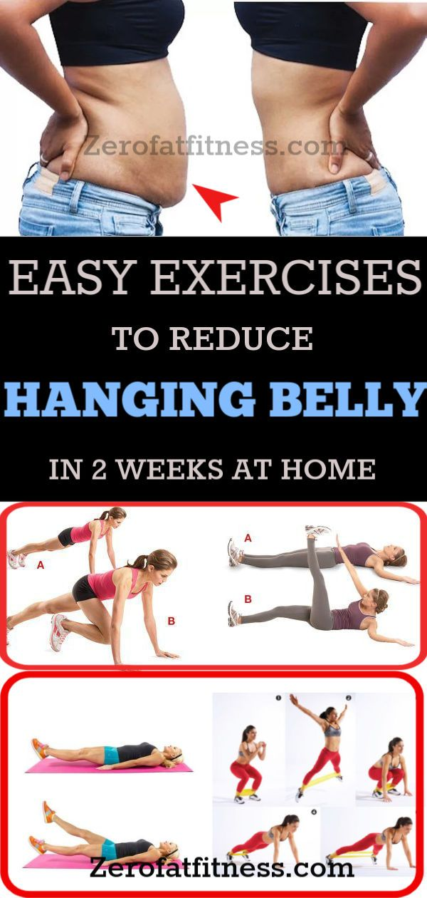 How To Get Rid Of Your Belly In 2 Weeks