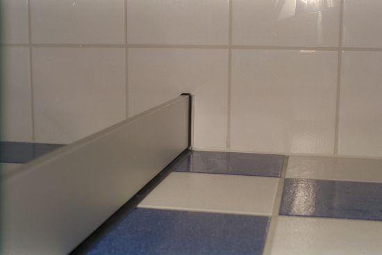 LK-005, Duschlist, rak, med vägginfästning, natur, 1700 i gruppen Sanitet / Tillbehör/armaturer / Övrigt hos Din VVS-Butik (7320079) 11 cm hög 490:-