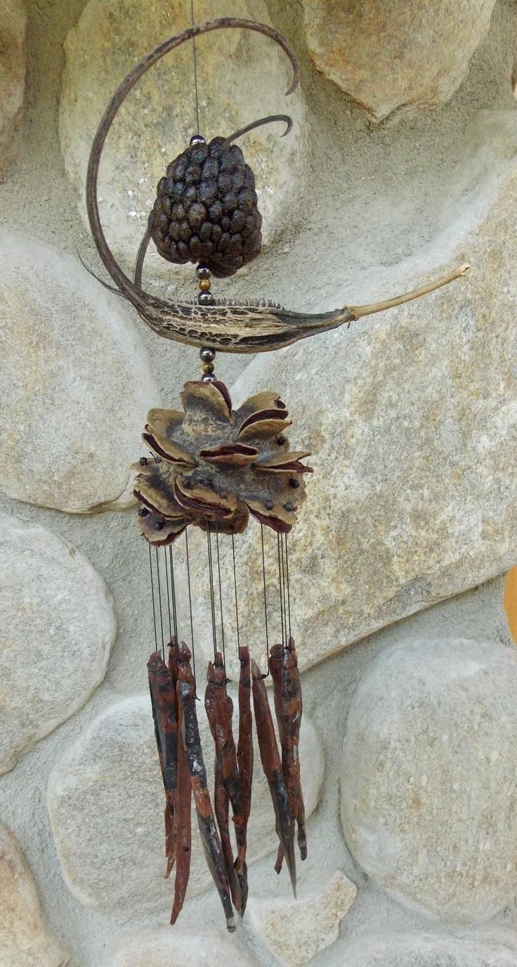 Ata Fruit, Devil's Claw Pod, Rose Cone and Obsidian Needles.