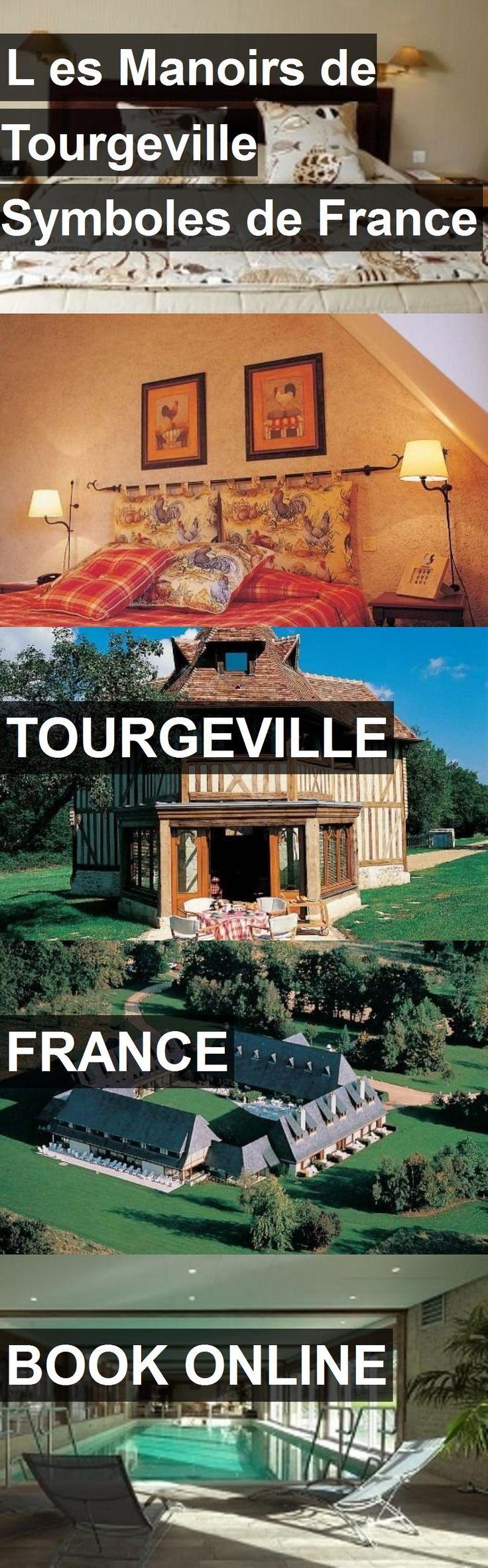 Hotel L es Manoirs de Tourgeville Symboles de France in Tourgeville, France. For more information, photos, reviews and best prices please follow the link. #France #Tourgeville #hotel #travel #vacation