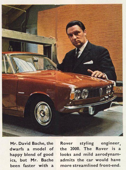 David Bache Rover 2000