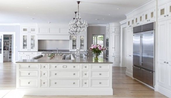 Is This the Most Luxurious Kitchen You've Ever Seen? via @mydomaine